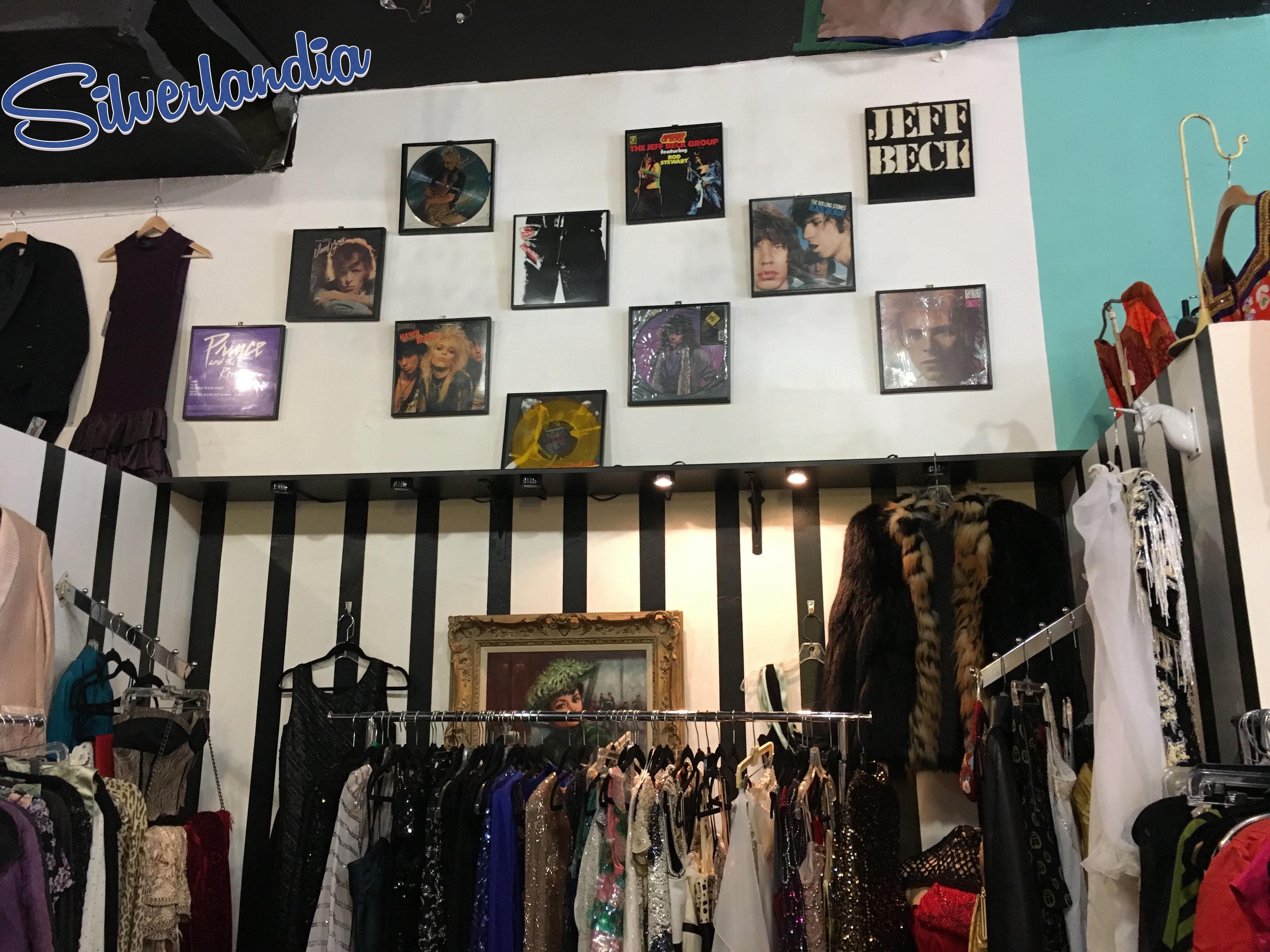Vintage Clothes In Los Feliz