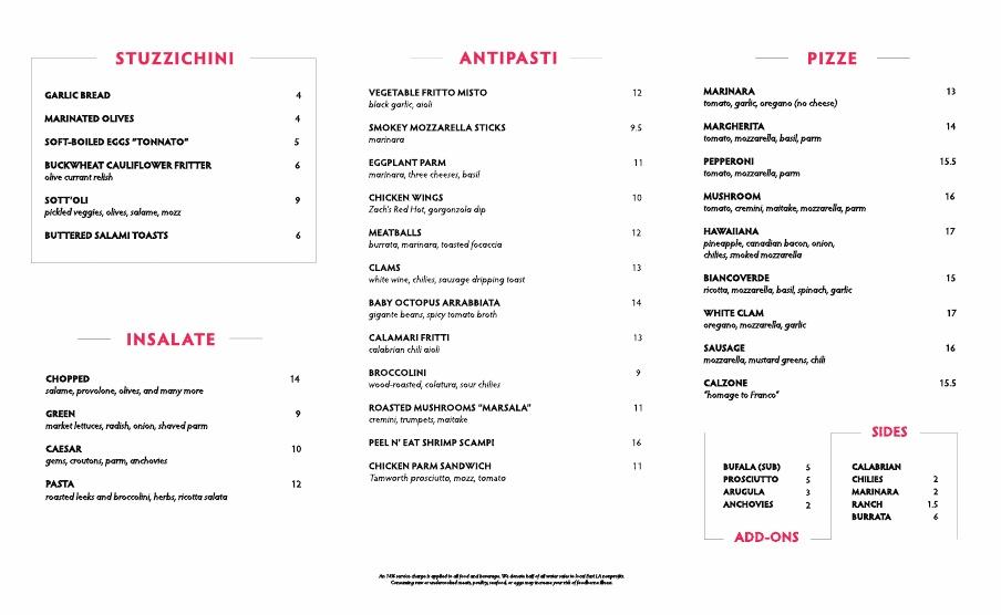 Cosa Buona New Italian Restaurant