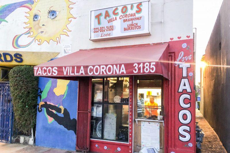 Tacos Villa Corona