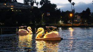 boats Echo Park