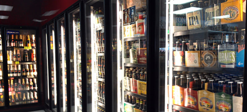 Bill's Liquor Store in Atwater Village