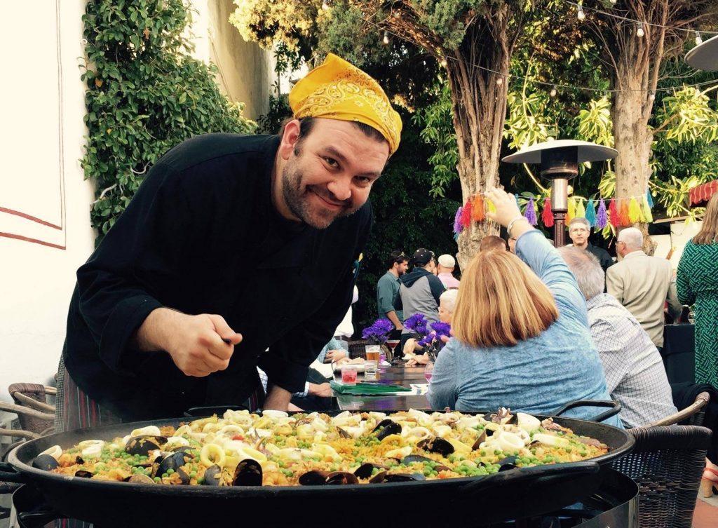 Paella Chef
