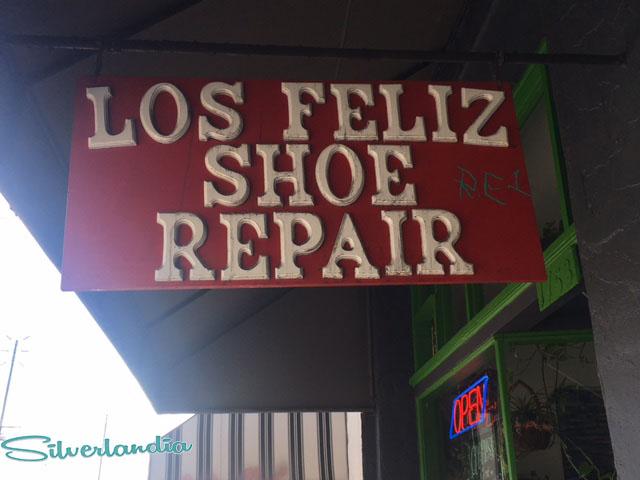 los feliz shoe store