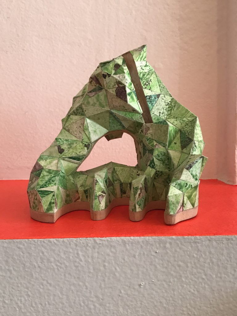 Artist Specializes in Recycling Artwork (5)