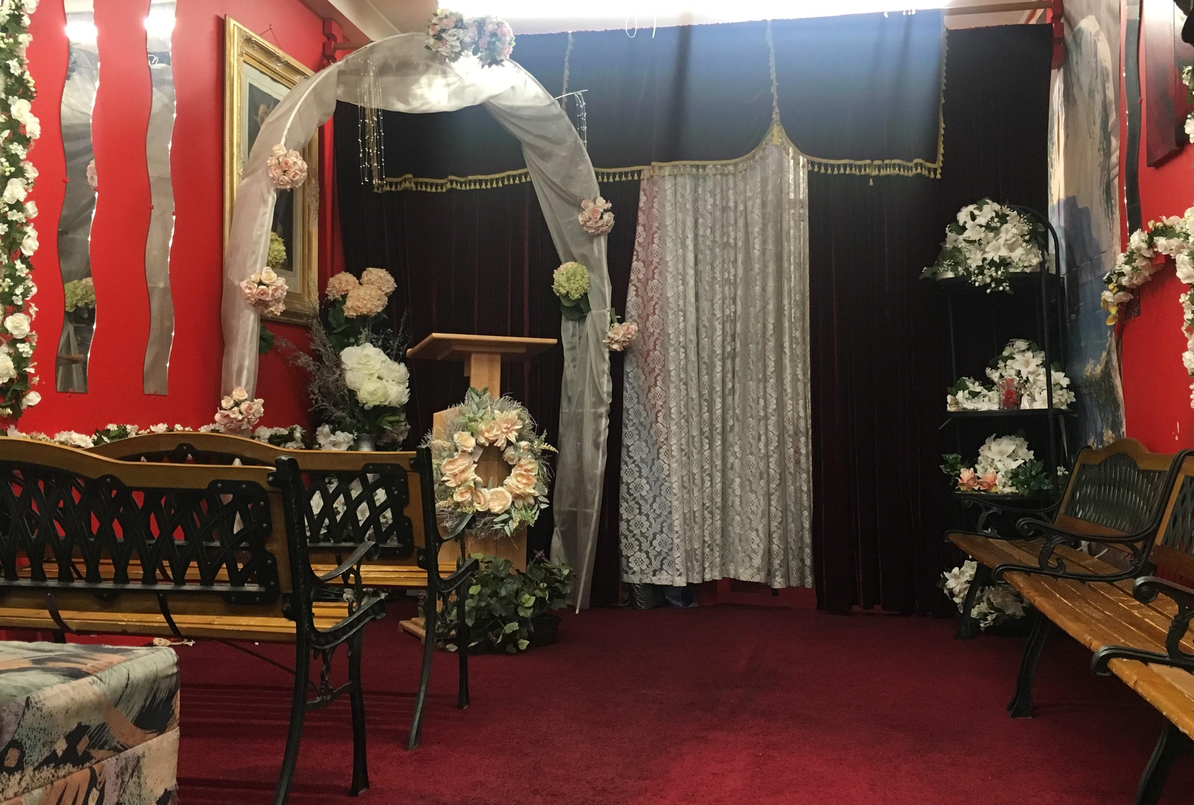 Silver Lake Wedding Chapel