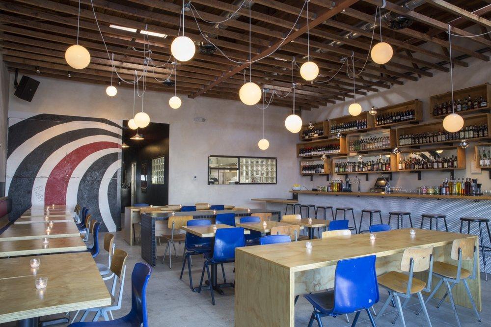 Bar Angeles Serving Brunch