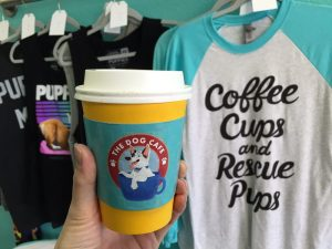 The Dog Cafe LA to the Rescue