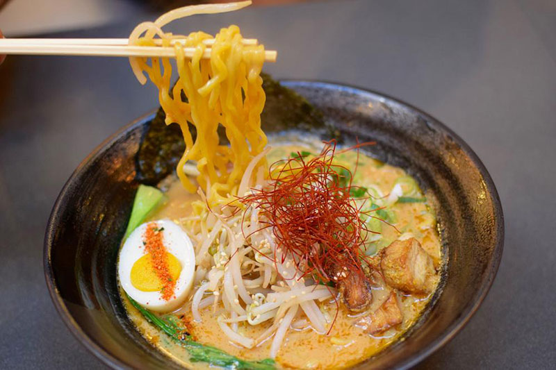 Ramen places in silver lake