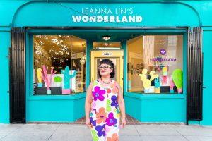 Leanna Lin's Wonderland, Egale Rock