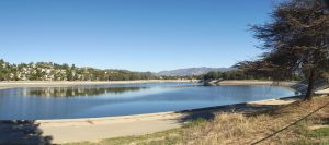 Silver Lake Reservoir