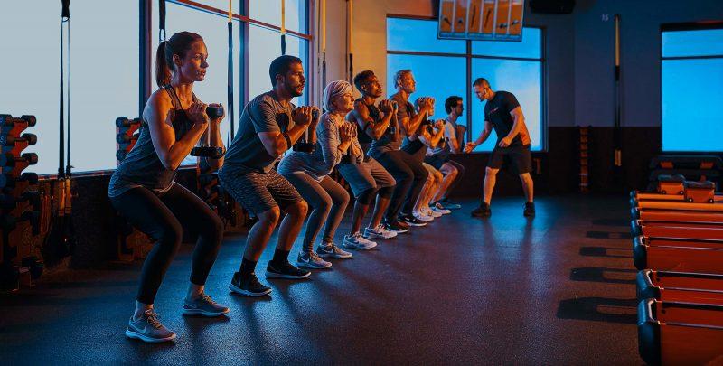 fitness studio Silver Lake