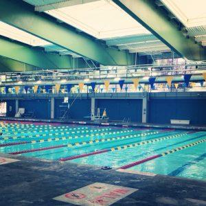 swimming Echo Park