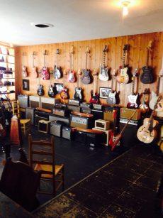 guitar Silver Lake