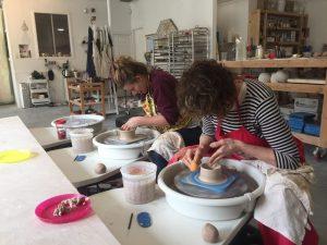 pottery Echo Park