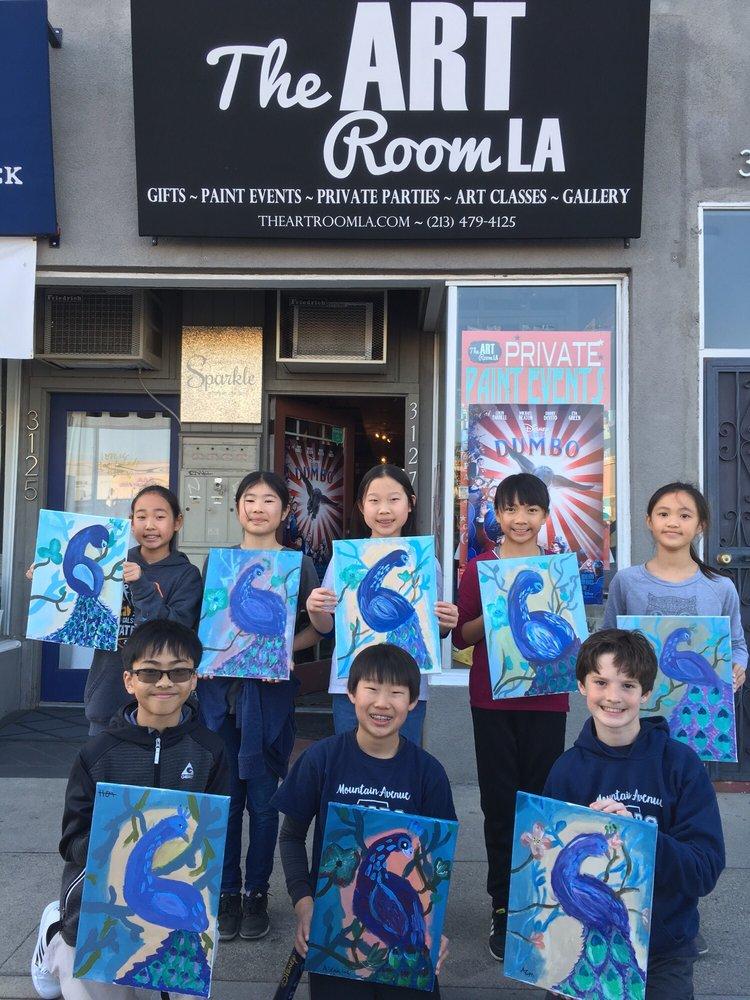 the Art Room LA