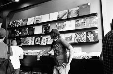 vinyl records Echo Park
