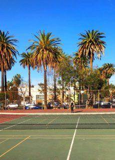 tennis Echo Park