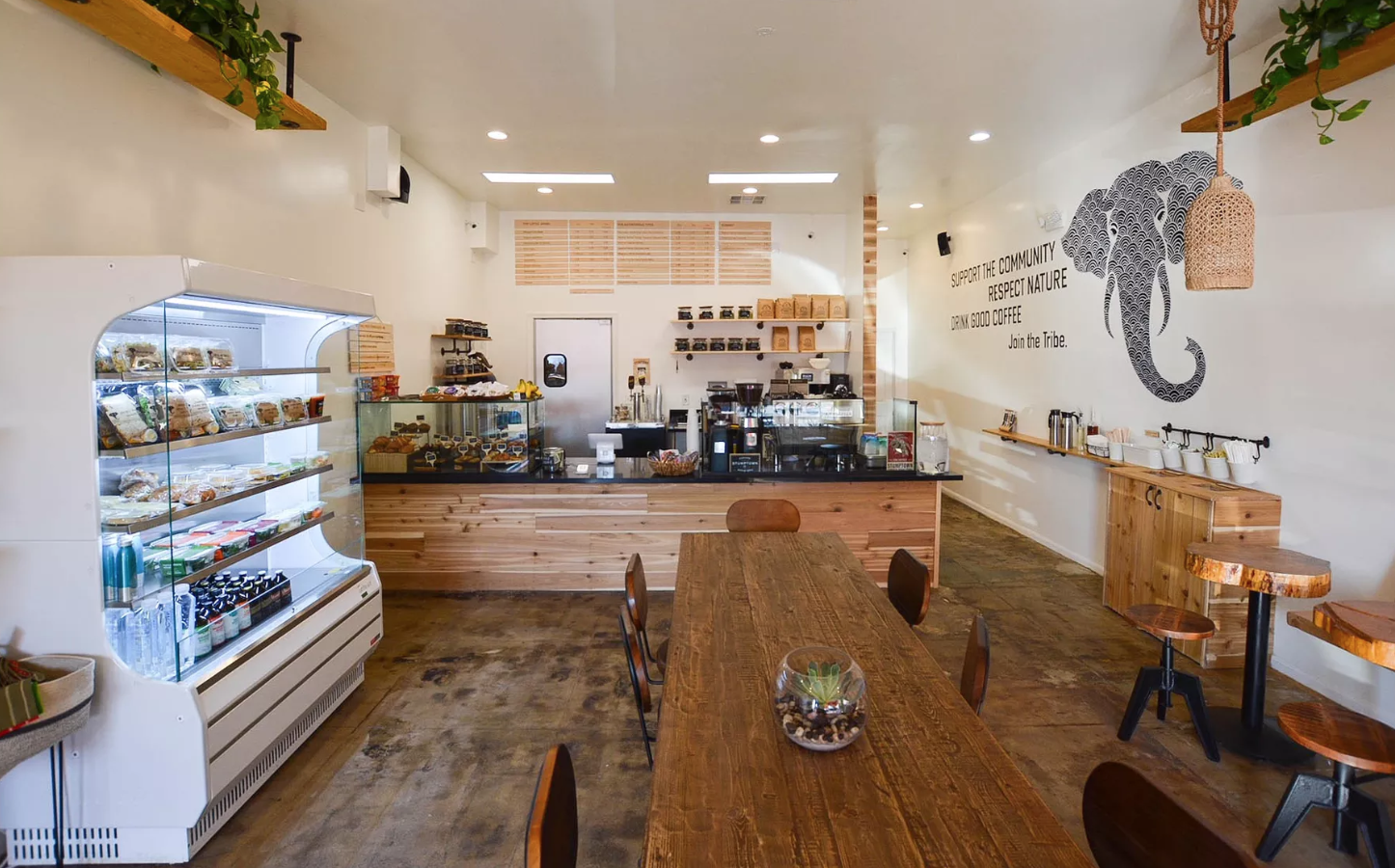 coffee shop in Atwater Village