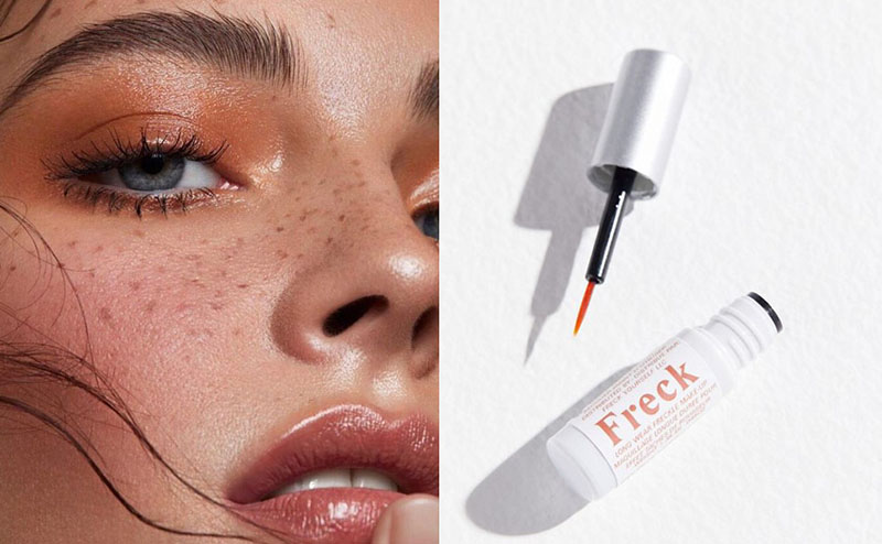 Freck beauty in silverlake