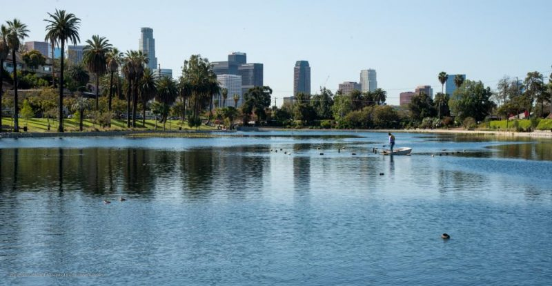 Elysian Park And Echo Park Lake Closed Until Further Notice Silverlandia