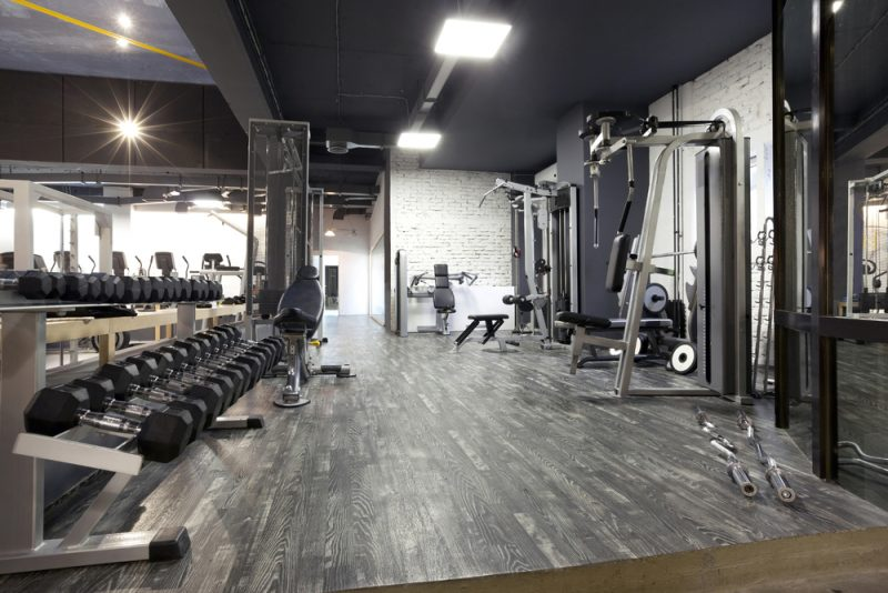 gyms reopen in Los Angeles