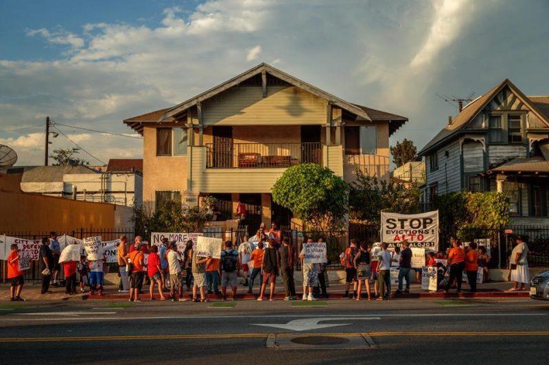 Los Angeles tenants union