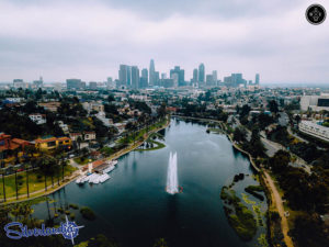 A Night on the Town in Echo Park