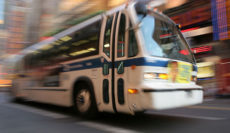 mta buses accidents