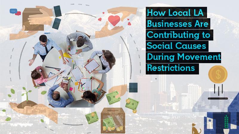 businesses in LA