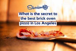 brick oven pizza Los Angeles