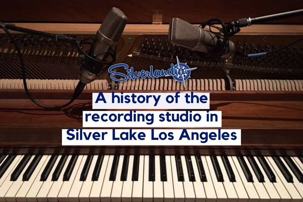 Silver Lake Los Angeles