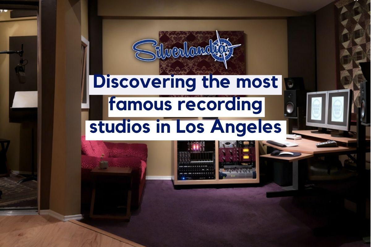 recording studios Los Angeles
